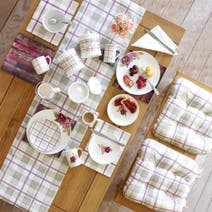 Misty Moors Collection 12 Piece Dinner Set
