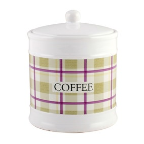 Misty Moors Coffee Storage Jar