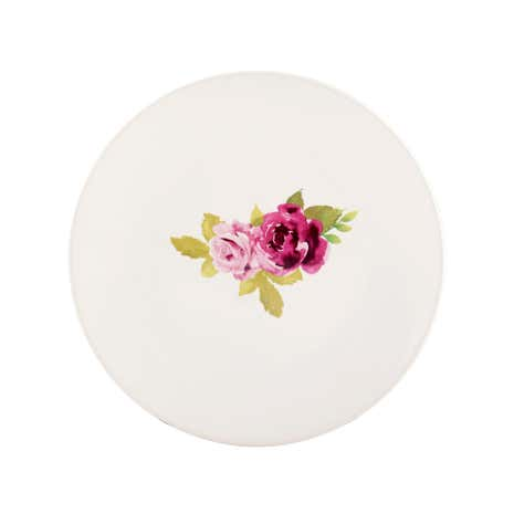 Misty Moors Floral Side Plate