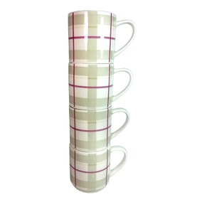 Misty Moors Stacking Mugs