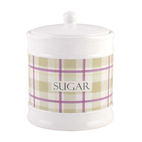 Misty Moors Sugar Storage Jar