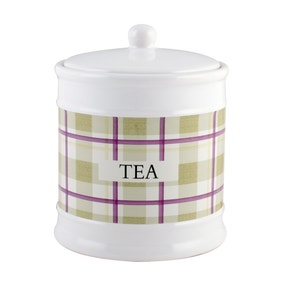 Misty Moors Tea Storage Jar