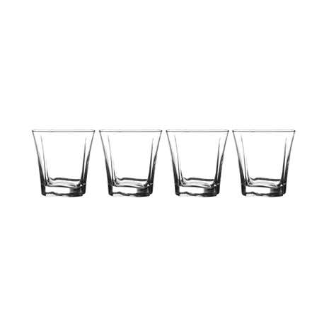 Set of 4 Novara Flared Mixer Glasses