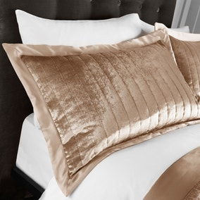 Oxford Champagne Pillow Sham