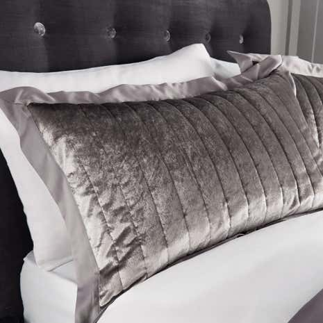 Oxford Pewter Pillow Sham