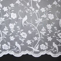 Paradise Birds Lace Fabric