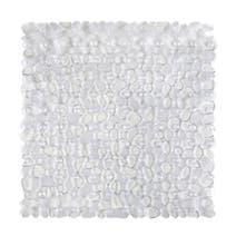 Clear Pebbles Shower Mat