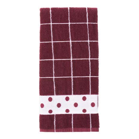 Plum Hand Towel