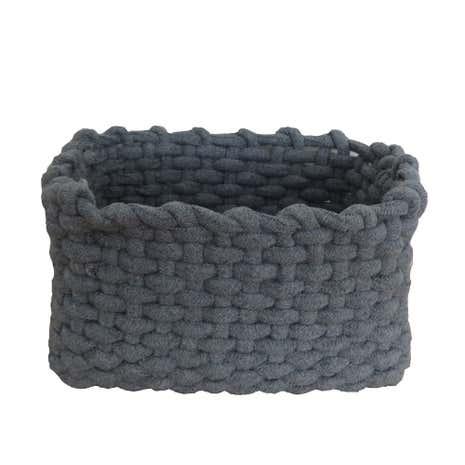 Rope Storage Basket
