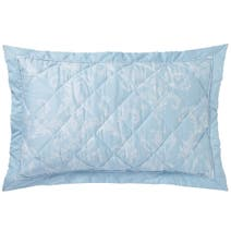 Sara Sateen Duck Egg Pillow sham