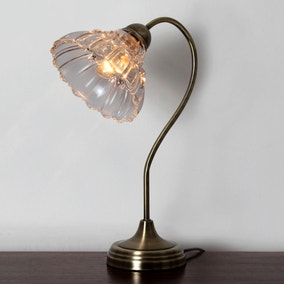Sasha Swan Neck Table Lamp