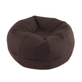 Scrunchie Chocolate Bean Bag