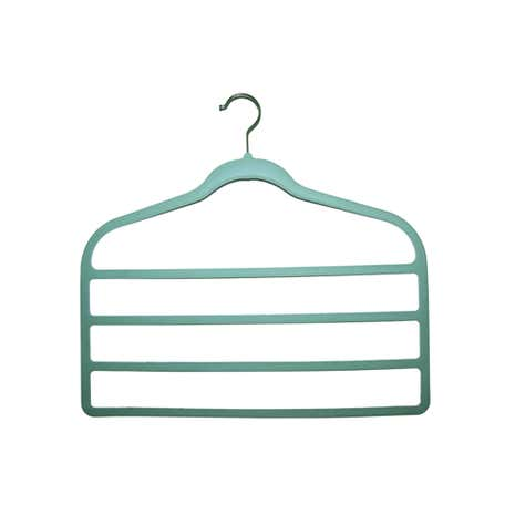 Pack of 3 Velvet Trouser Hangers