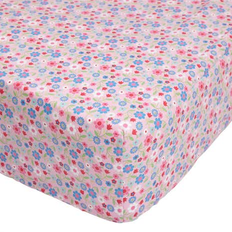 Songbird 25cm Fitted Sheet