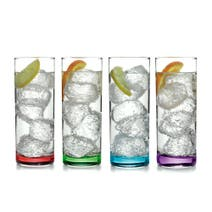 Set of 4 Spectrum Hiball Tumblers