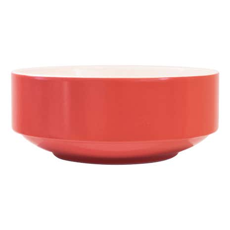 Elements Red Stacking Bowl