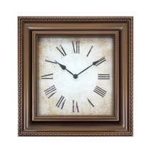 Champagne Stamford Wall Clock