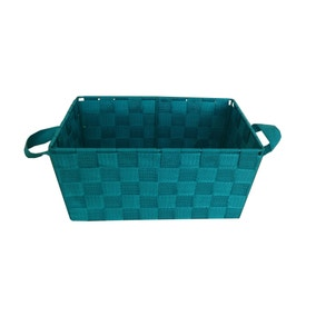 Teal Storage Basket