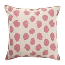 Tribal Spots Cushion