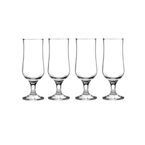 Tulipe Set of 4 Beer Glasses