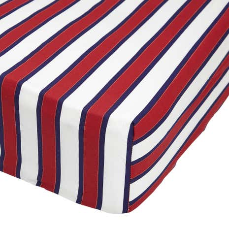 Varsity 25cm Fitted Sheet