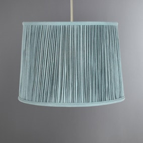 Vienna Cotton Mushroom Pleat Shade