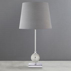 Mosaic Ball Table Lamp