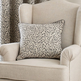 Willow Cushion Grey
