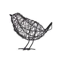 Black Wire Bird