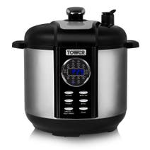 Tower T16008 6L Pressure Smoker and Multi Cooker
