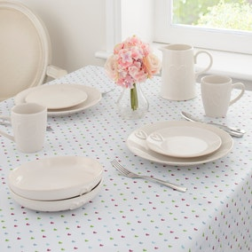 Sweethearts PVC Tablecloth