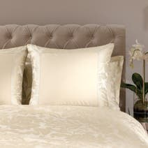 Dorma Isabelle Cream Continental Pillowcase