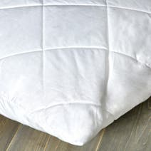 bedding mattress protectors pillow protectors dunelm. Black Bedroom Furniture Sets. Home Design Ideas