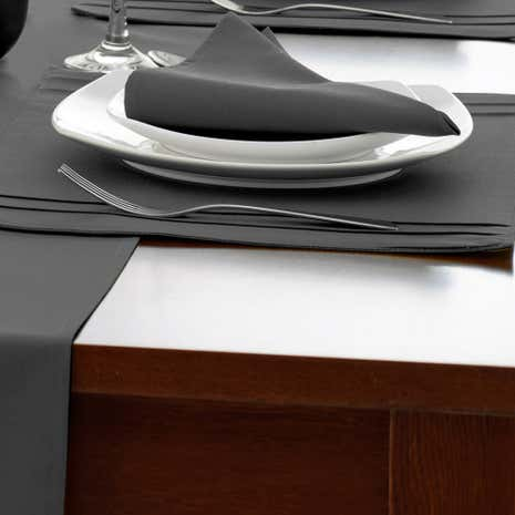 Spectrum Black Placemat