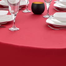 Spectrum Round Tablecloth