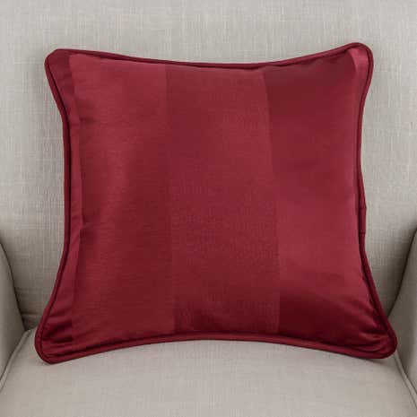 Monaco Red Cushion