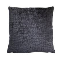 Dundee Charcoal Cushion Cover