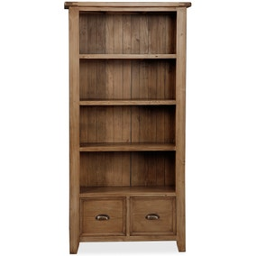 Cole Pine Bookcase