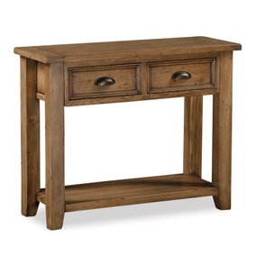 Cole Pine Console Table