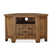 Cole Pine Corner TV Unit