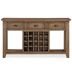 Cole Pine Large Sideboard