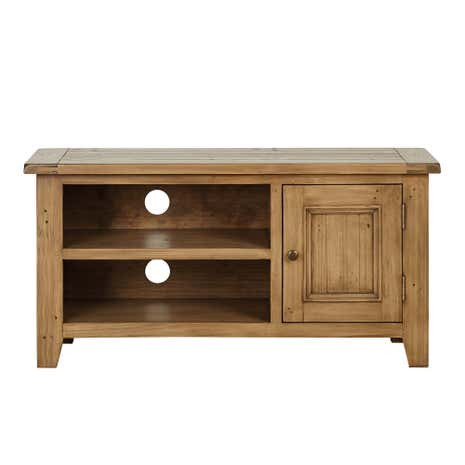 Cole Pine TV Stand