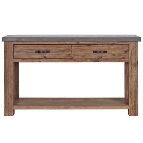 Harvey Acacia Console Table