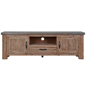 Harvey Acacia TV Stand
