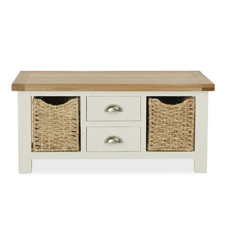 Wilby Cream Large Coffee Table