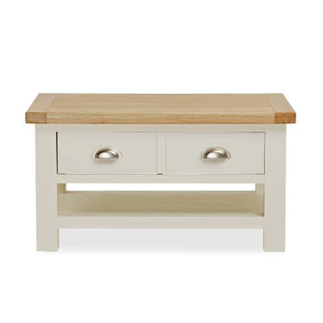 Wilby Cream Coffee Table