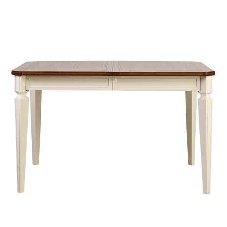 Madeline Cream Extending Dining Table