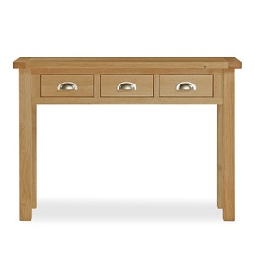 Oakley Oak Dressing Table