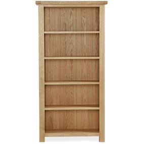 Oakley Oak Large Bookcase