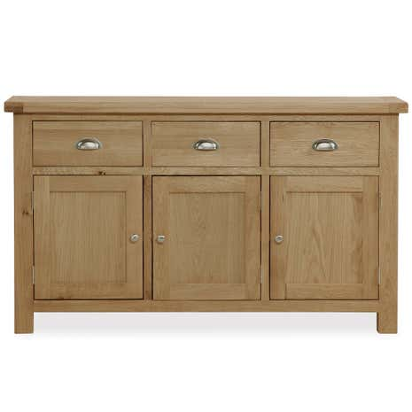 Oakley Oak Large Sideboard